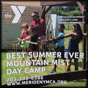 Meriden Y Mountain Mist Day Camp