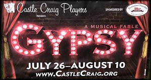 Castle Craig Players Presents Gypsy