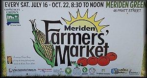 Meriden's Farmer Market