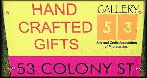 Gallery 53 in Meriden